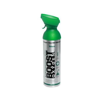 BOOST Oxygen Natural inhalačný kyslík v plechovke 5 l