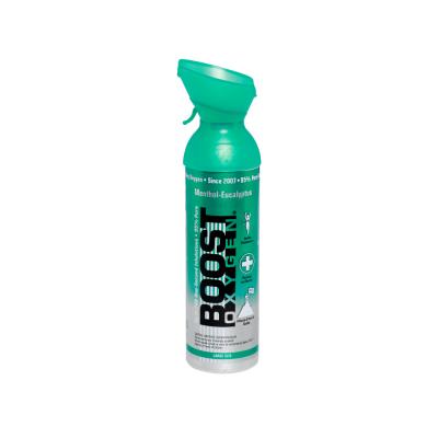 BOOST Oxygen Mentol - Eucalyptus inhalačná kyslík v...